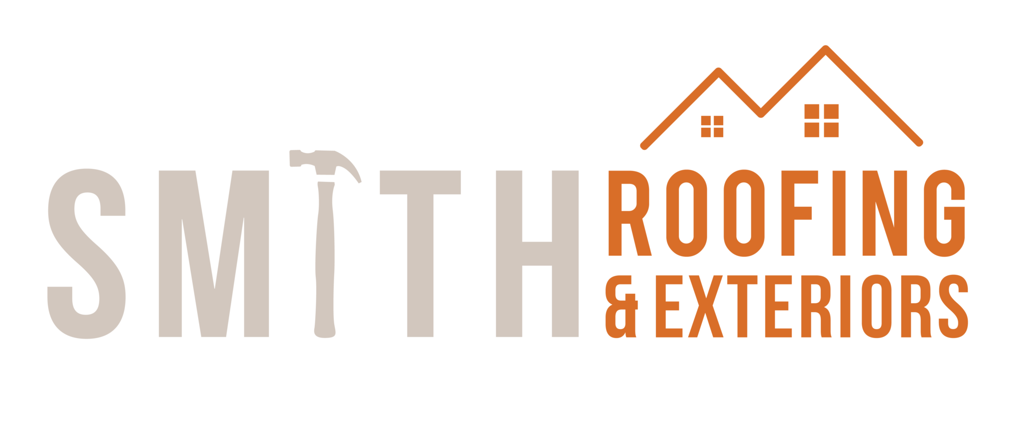 Smith Roofing & Exterior logo