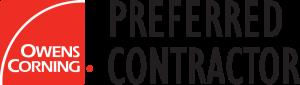 Owens Corning Preferred logo
